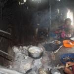 Pilau (ein nat. Reisgericht) und juice für