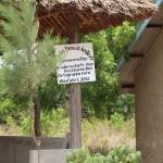 Überdachter Sandspielplatz bau im Januar 2014 abgeschlossen