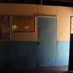 Frisch gestrichenes Office