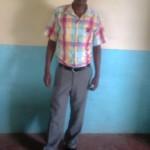 Mr. Joseph, unser neuer Lehrer