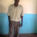 Mr. Mutinda, der neue Koch