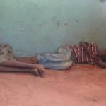 schwer kranke Kinder aus der Nachbarschaft, die mitbehandelt werden