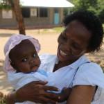 Schuldirektorin und Gründerin Esther Ndemwa