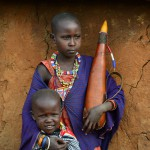 masai-boys-in-village