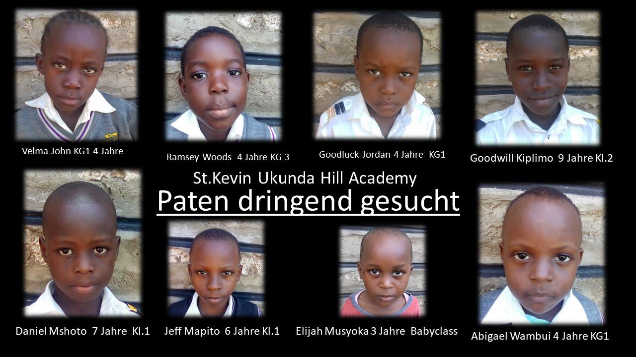 Kinder ohne Paten Update 19.7.