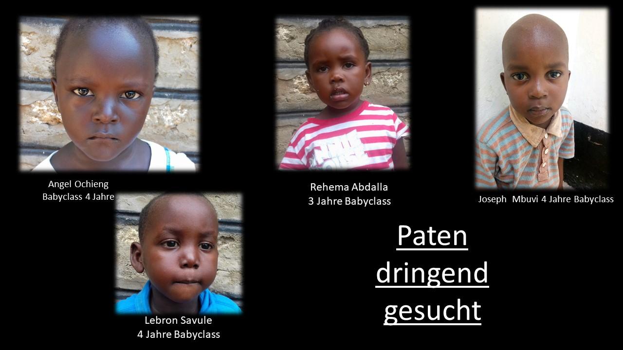 Kinder ohne Paten 18.01.2018
