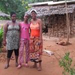 Die Schwestern Nelly, Consolata und Agnes
